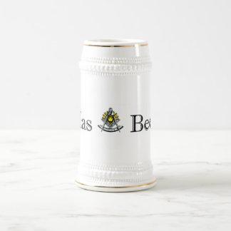 Past Master Beer Stein