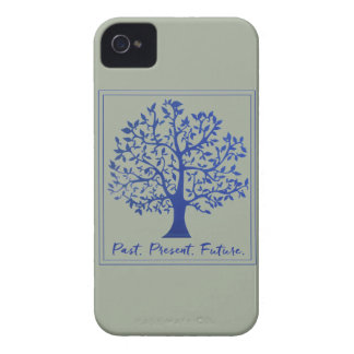 Past, Present, Future Tree iPhone 4 Covers