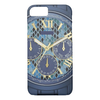 Past Time Too iPhone 7 Case