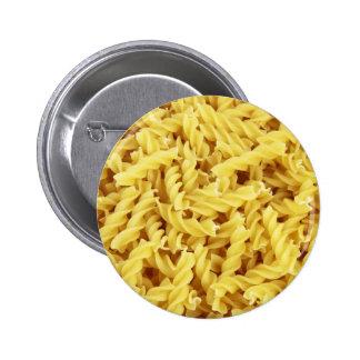 Pasta Background 6 Cm Round Badge