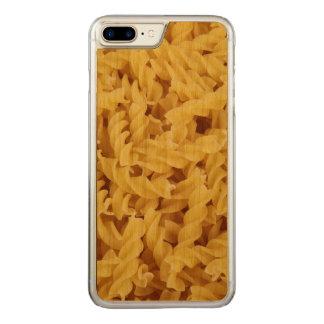 Pasta Background Carved iPhone 8 Plus/7 Plus Case