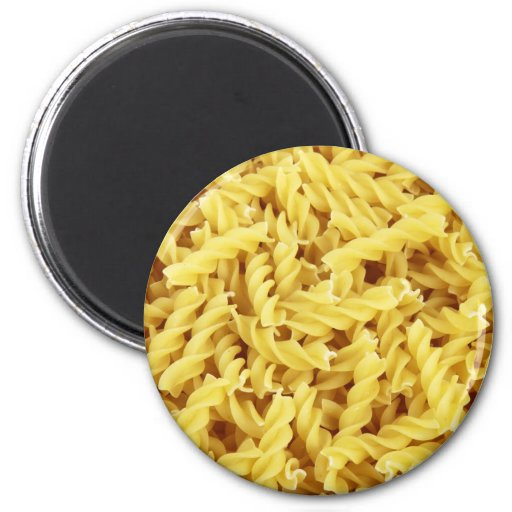 Pasta Background Magnets