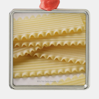 pasta christmas ornament