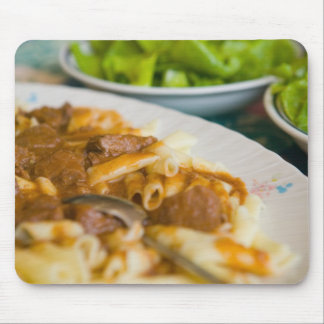 pasta dish, istria, Croatia, eastern Europe, Mouse Mat