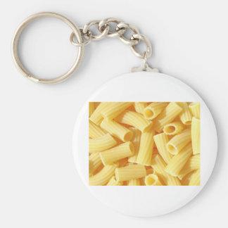 Pasta food keychains