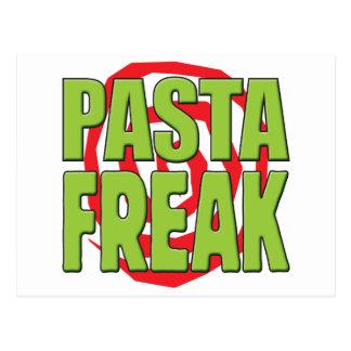 Pasta Freak G Post Card