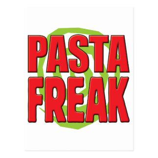 Pasta Freak R Post Cards