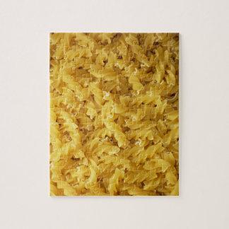 Pasta Fusilli Jigsaw Puzzle