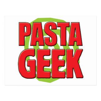 Pasta Geek Postcards