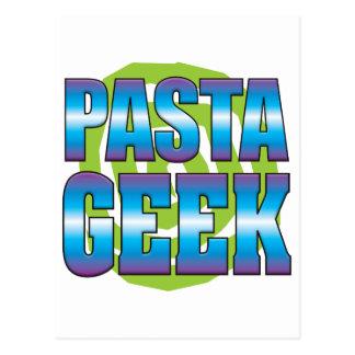 Pasta Geek v3 Post Card
