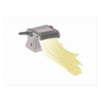 Pasta Maker Postcard