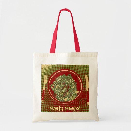 Pasta Pesto!