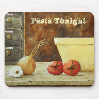 Pasta Tonight Mouse Pads
