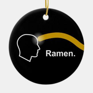 Pastafarianism - Ramen Ornament