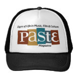 Paste Block Logo Mag and Tag Colour Hat