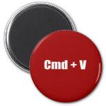 Paste - CMD + V