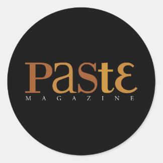 Paste Issue 2 Classic Logo Sticker