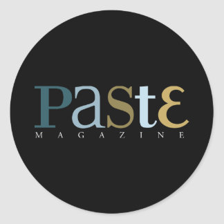 Paste Issue 3 Classic Logo Sticker