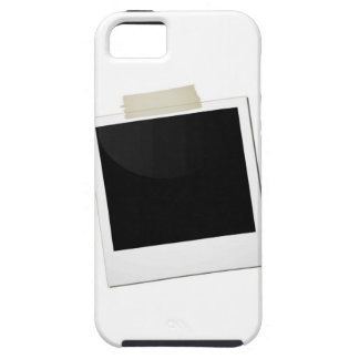 Pasted polaroid iPhone 5 cases