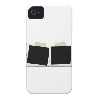 Pasted Polaroids iPhone 4 Cases