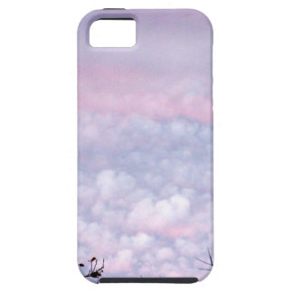Pastel Autumn Evening Clouds Tough iPhone 5 Case
