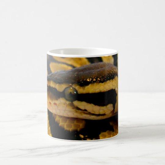 Pastel Ball Python Coffee Mug