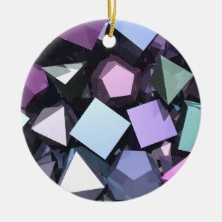 Pastel Bling Ornament