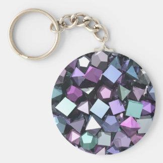 Pastel Bling Key Ring