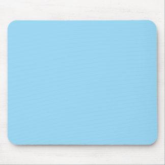 """""""Pastel Blue"""" Mouse Pad"""
