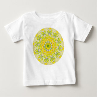 PASTEL BOHEMIAN KALEIDOSCOPIC GEOMETRIC MANDALA BABY T-Shirt