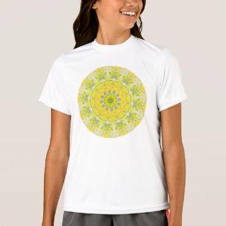 PASTEL BOHEMIAN KALEIDOSCOPIC GEOMETRIC MANDALA T-Shirt