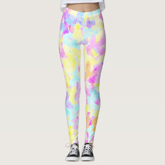 Pastel Butterflies Leggings
