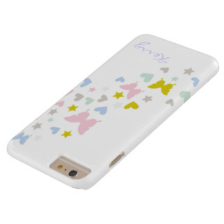 Pastel Butterfly Monogram Phone Case