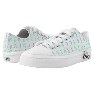 Pastel Capricorn Low Top Shoes