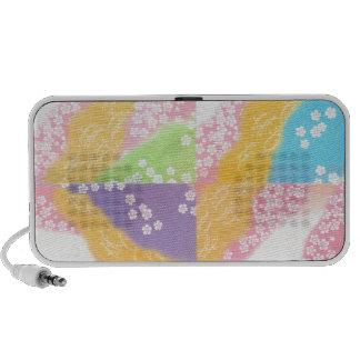 Pastel Cherry Blossoms PC Speakers