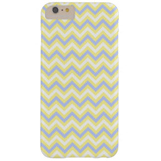 Pastel Chevron Pattern Barely There iPhone 6 Plus Case