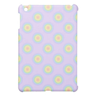 Pastel Circles Pern. Cover For The iPad Mini