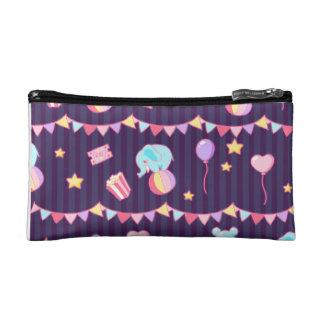 Pastel Circus Cosmetic Bag