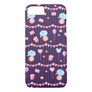 Pastel Circus iPhone 7 Case