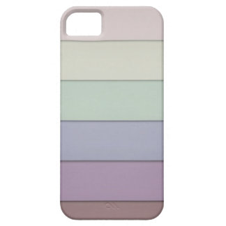 pastel color background iPhone 5/5S cover
