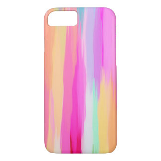 Pastel Colored Abstract Background #10 iPhone 7 Case