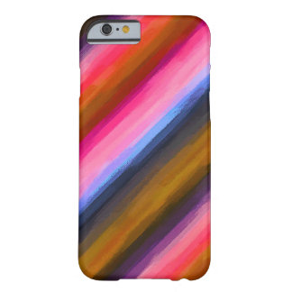 Pastel Colored Abstract Background Barely There iPhone 6 Case