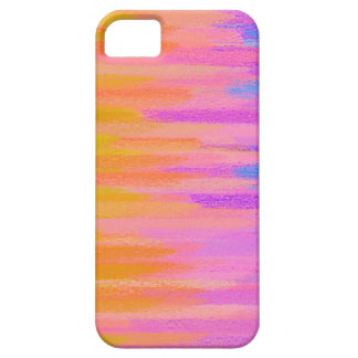 Pastel Colored Abstract Background iPhone 5/5S Covers