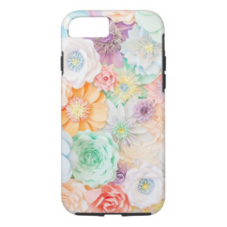 Pastel colored iphone 7 tough case