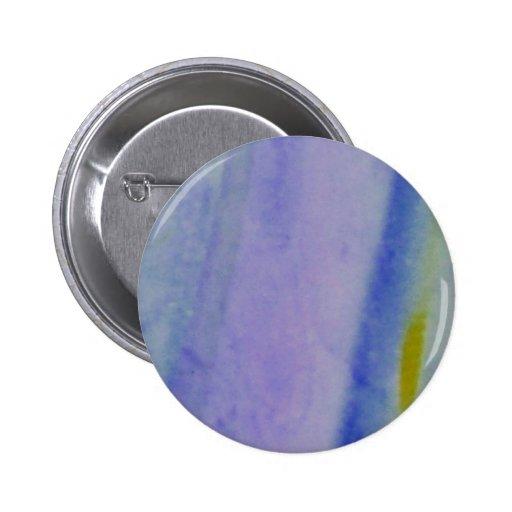 Pastel Colored Stripes Button