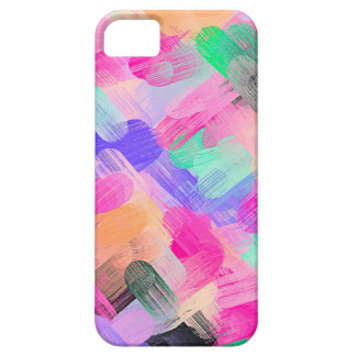 Pastel Colorful Abstract Background 2 iPhone 5 Cases