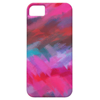 Pastel Colorful Abstract Background 8 Cover For iPhone 5/5S