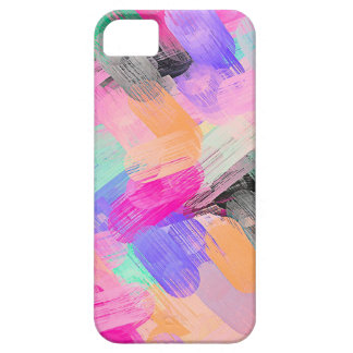Pastel Colorful Abstract Background iPhone 5 Covers