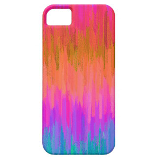 Pastel Colorful Abstract Background iPhone 5/5S Cases