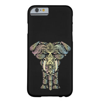 Pastel colorful elephant   barely there iPhone 6 case